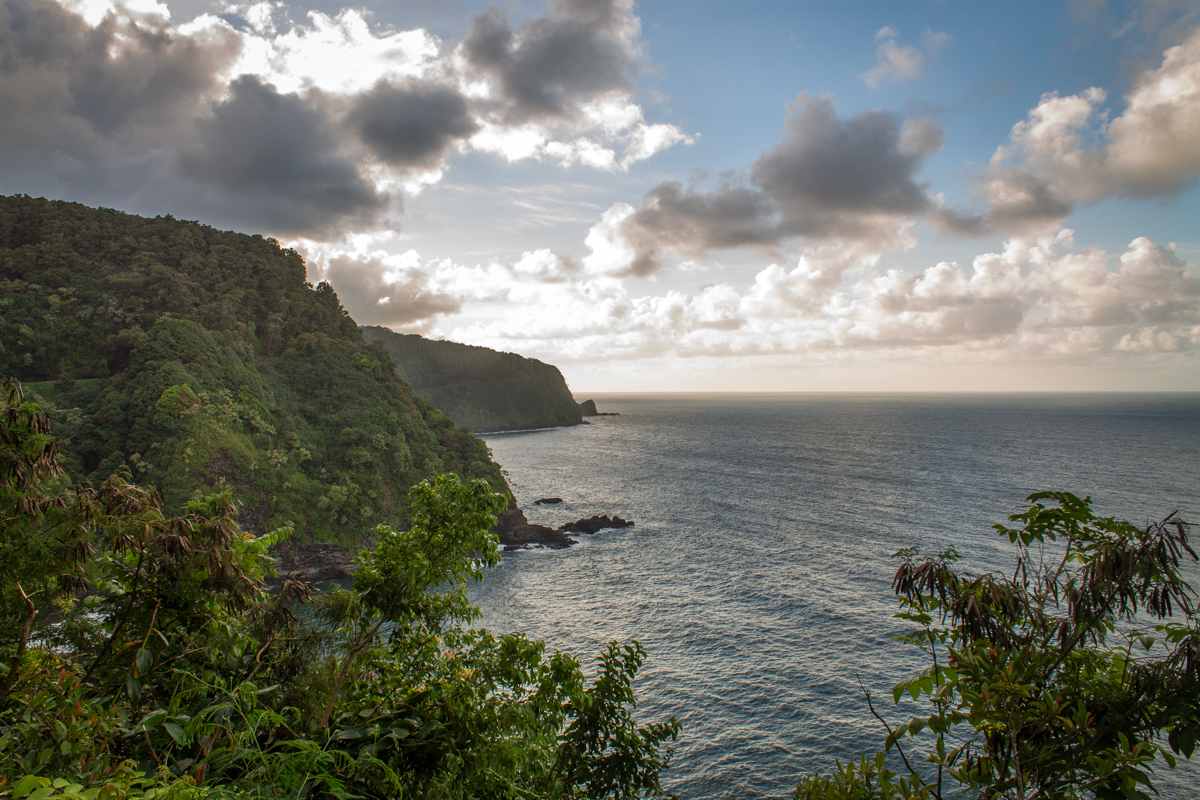 Road To Hana, Coastline