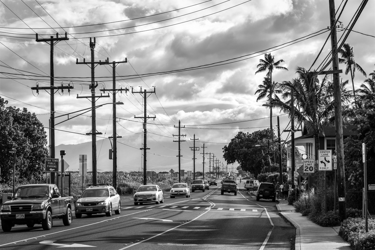 Road To Paia
